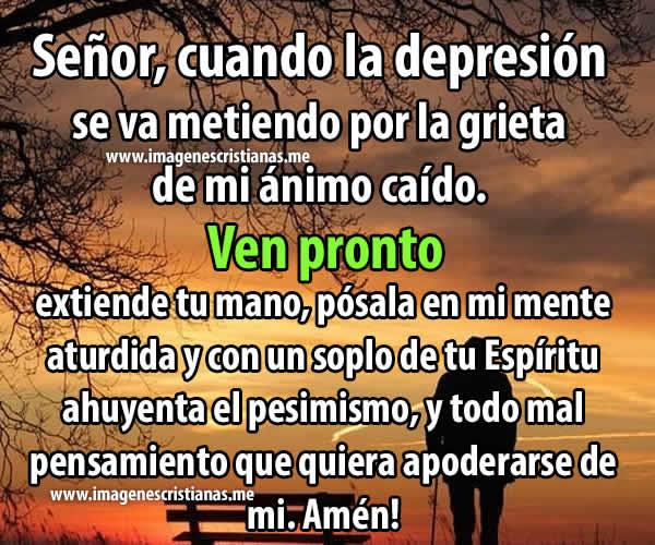 Imagenes Cristianas Para Salir De La Depresion Frases