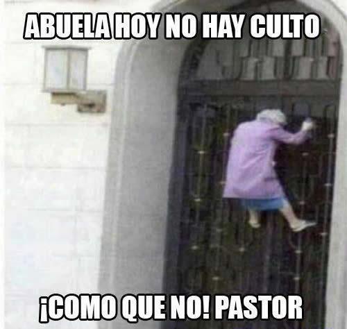 Pastora de iglesia cuando estamos solos - 2 10