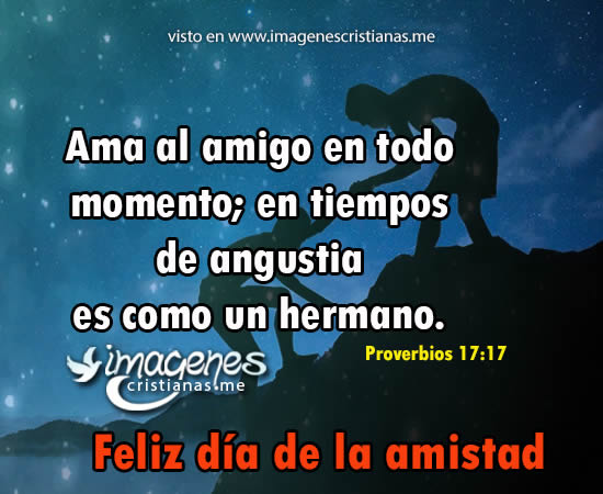 Imagenes Cristianas Dia De La Amistad Frases Y Dedicatorias