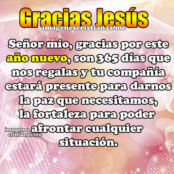 Imagenes Cristianas Gracias Dios Por El Nuevo Ano 2019