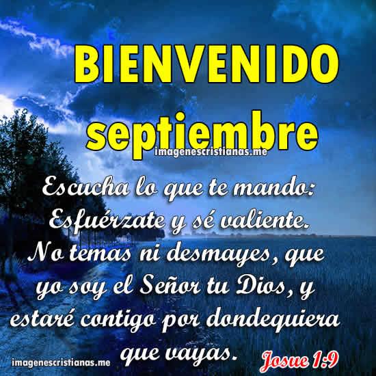1 Septiembre Cita Bíblica