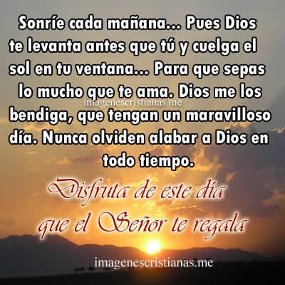 Imagenes Cristianas De Buenos Dias Bonitas