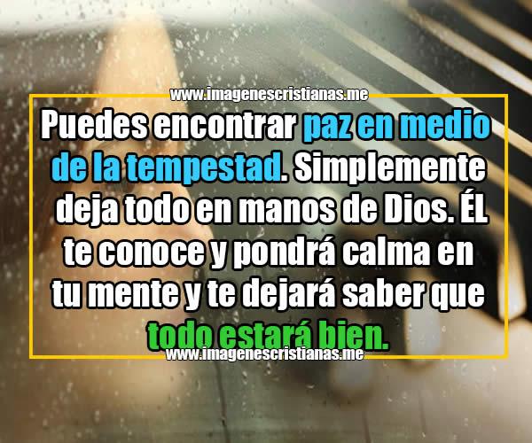 Imagenes Cristianas La Paz Frases Bonitas