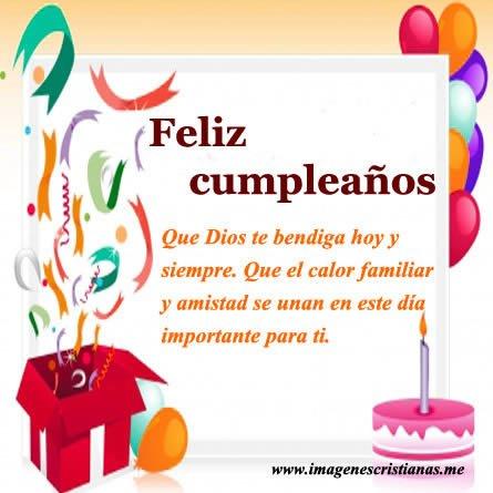 Cristianas De Cumpleaños: Feliz Cumpleaños Cristiano