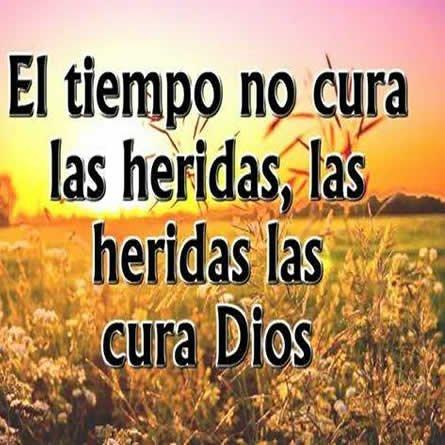 Dios Cura Las Heridas Del Corazon