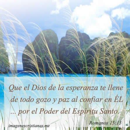 Dios Te Llene De Gozo Y Paz