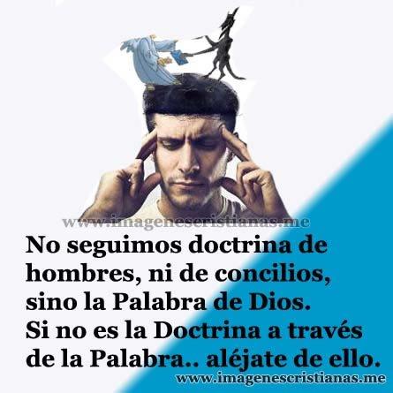 Doctrina De Dios Y Hombres