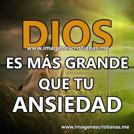 Imagenes Cristianas Para Superar La Ansiedad Reflexiones Biblicas