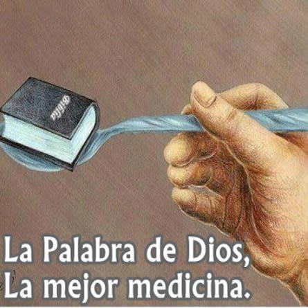 La Biblia La Mejor Medicina