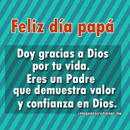 Agradeciendo A Dios En El Dia Del Padre
