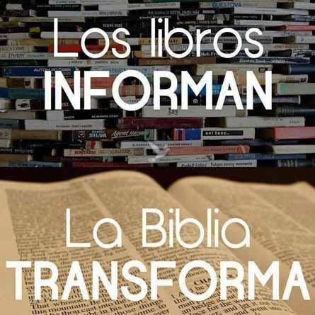 La Biblia Transforma Tu Vida
