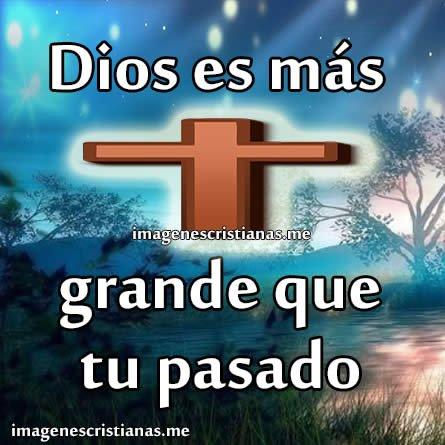 Deja El Pasado Dios Es Tu Presente Y Futuro