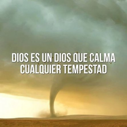 Dios calma la tempestad im genes cristianas gratis for Frases de calma interior
