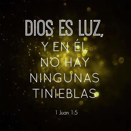 Dios Es Luz