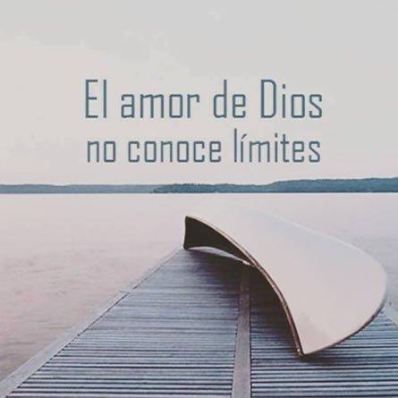 El Amor De Dios No Conoce Limites