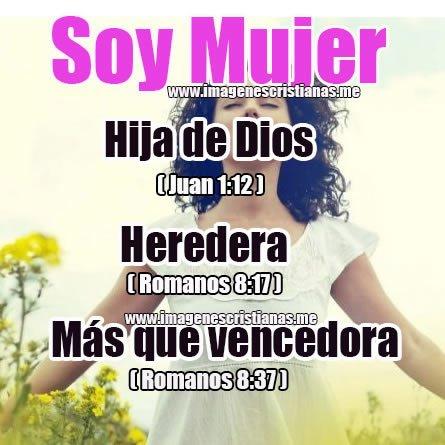 Fotos Cristianas Para Mujeres Frases Lindas