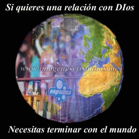 Frases Cristianas Sobre El Mundo