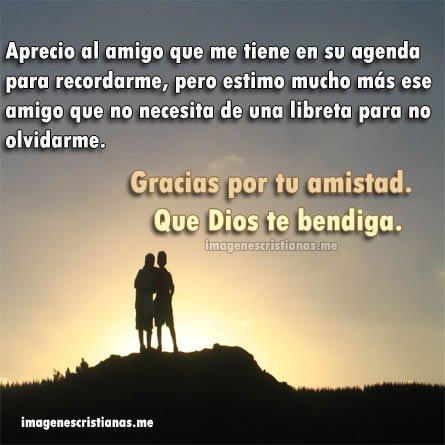 Imagenes Cristianas De Amistad Con Frases Para Facebook