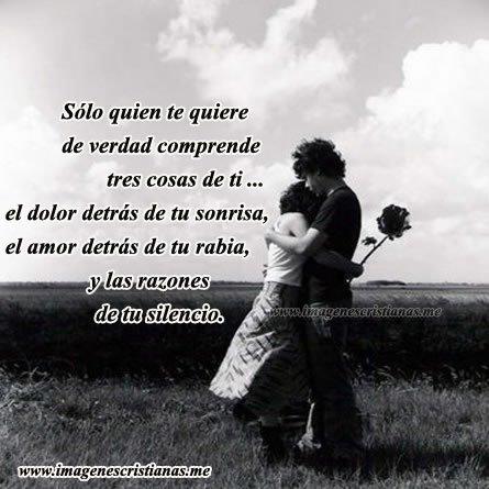 Imagenes Cristianas De Amor Quien Te Quiere De Verdad