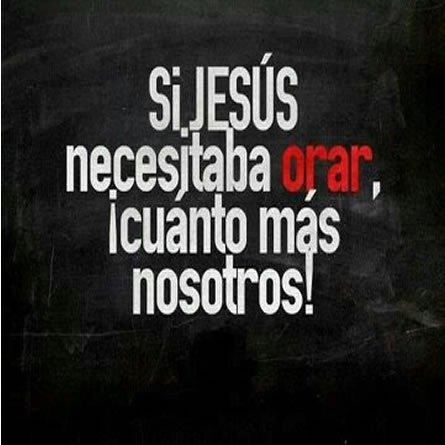 Imagenes De Jesus Orar