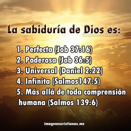 Imagenes Biblicas La Sabiduria De Dios