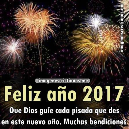 Imagenes Cristianas Año Nuevo 2017 Saludos Amigos