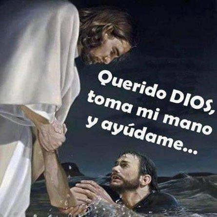 Imagenes Cristianas Ayudame Dios