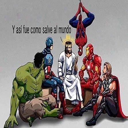 Imagenes Cristianas: El Verdadero Heroe De La Humanidad