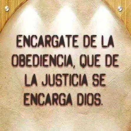 Imagenes Cristianas: Encargate De La Obediencia