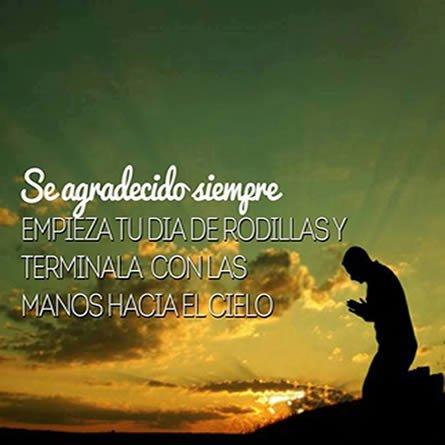 Imagenes Cristianas: Se Agradecido Siempre