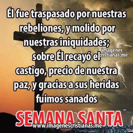 Imagenes Cristianas Semana Santa 2019 Reflexiones Jesus