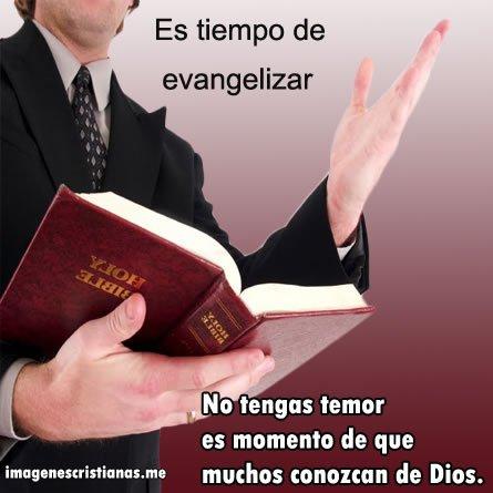 Imagenes De Evangelizacion Cristianas De Exhortacion