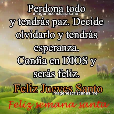 Imagenes De Feliz Jueves Y Viernes Santo Con Frases