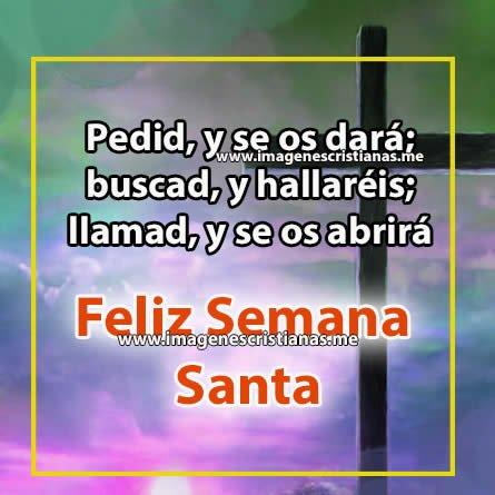 Imagenes De Feliz Semana Santa 2019 Para Descargar