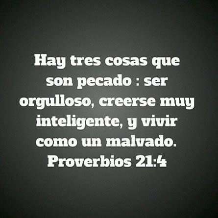 Imagenes De Proverbios 3 Cosas Que Son Pecado