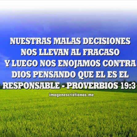 Imagenes Proverbios 19:3