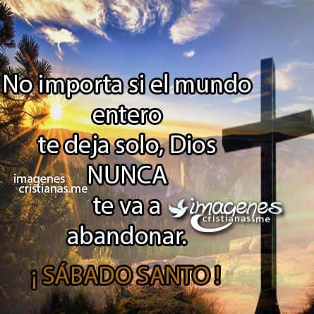 Imagenes Sabado Santo Con Frases Bonitas