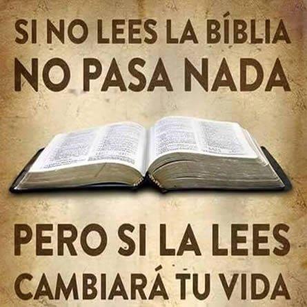 La Biblia Cambia Tu Vida