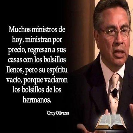 Reflexiones Cristianas De Chuy Olivares