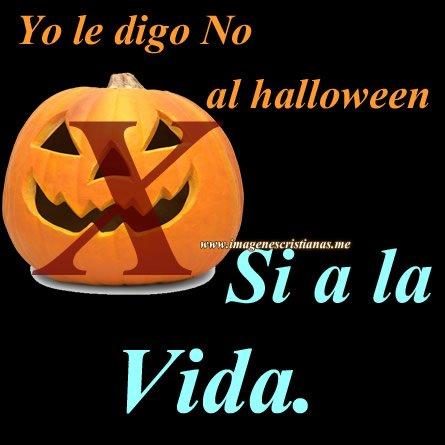 Yo Le Digo No Al Halloween