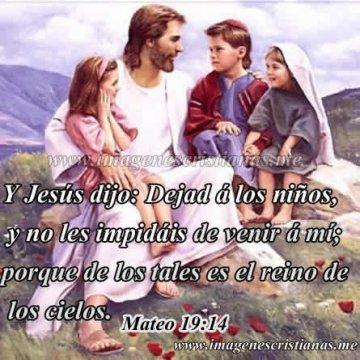 Imagenes De Citas Biblicas Ninos
