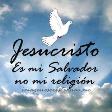 Jesucristo Es Mi Salvador