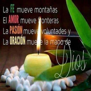 La Fe Amor Pasion Oracion