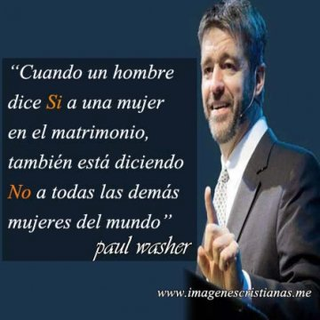 Paul Washer Frases Matrimonio