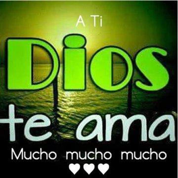 A Ti Dios Te Ama Mucho