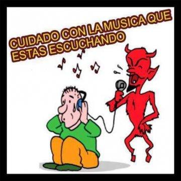 Cuidado Con La Musica Que Escuchas