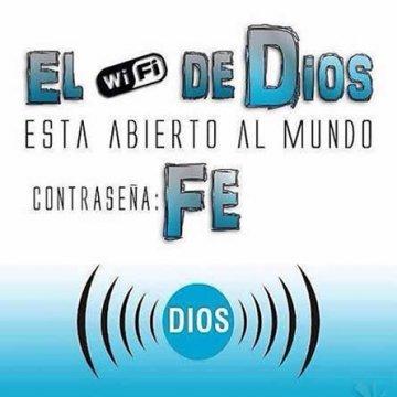 El Wifi De Dios