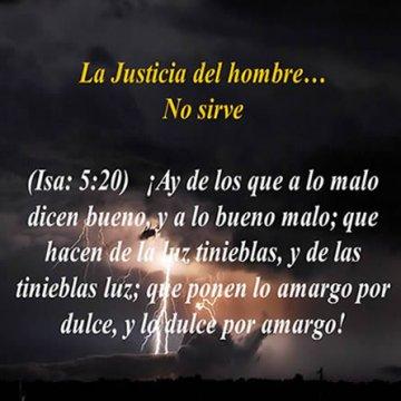 Imagenes Biblicas La Justicia Del Hombre