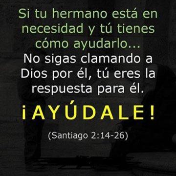 Imagenes Cristianas De Amistad Ayuda A Tu Hermano