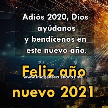 Imagenes Cristianas Feliz Ano 2021 Frases Bonitas